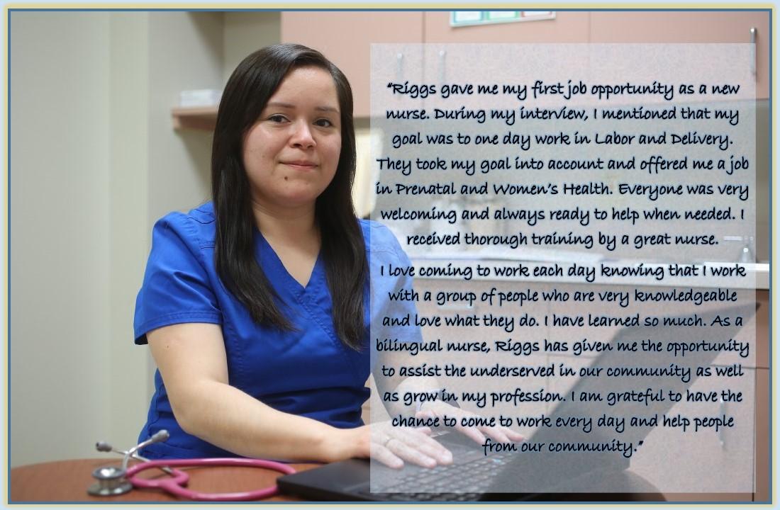 Cristel, LPN - Women's Health
